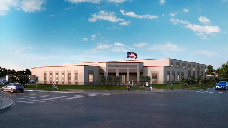 Dream Lake Elementary School