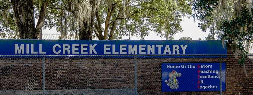 Mill Creek Elementary School VPK