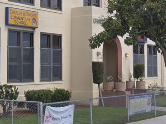 Charles W. Barrett Elementary School
